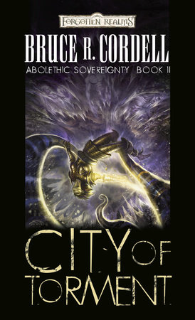 City of Torment by Bruce R. Cordell
