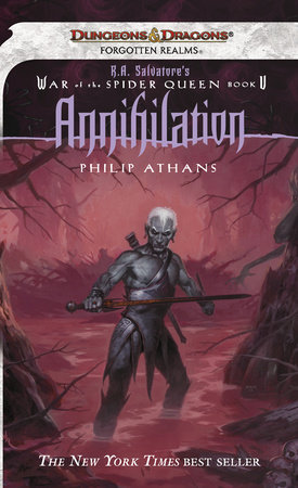 Annihilation by Philip Athans