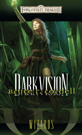 Darkvision by Bruce R. Cordell