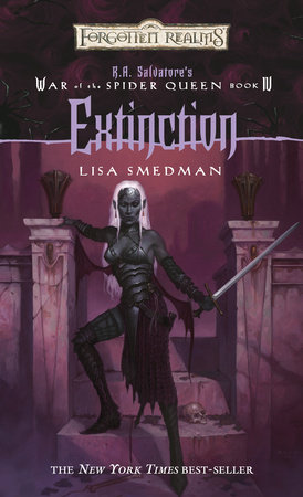 Extinction by Lisa Smedman
