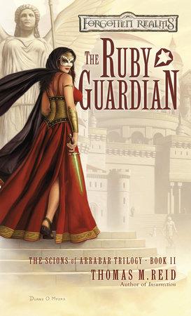 The Ruby Guardian by Thomas M. Reid