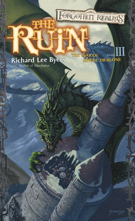 The Ruin by Richard Lee Byers