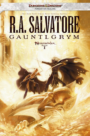 Gauntlgrym by R.A. Salvatore