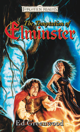 The Temptation of Elminster by Ed Greenwood