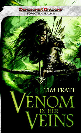 Venom in Her Veins by Tim Pratt