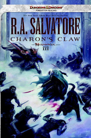 Charon's Claw by R.A. Salvatore