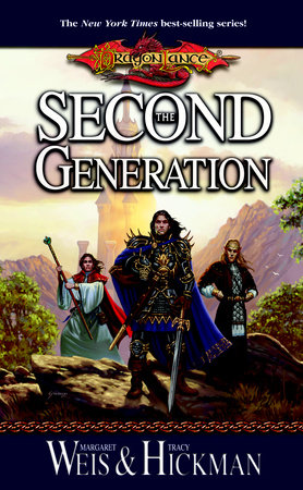 The Second Generation by Margaret Weis and Tracy Hickman