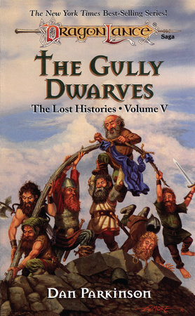 The Gully Dwarves by Dan Parkinson