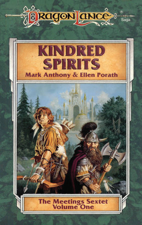 Kindred Spirits by Mark Anthony and Ellen Porath