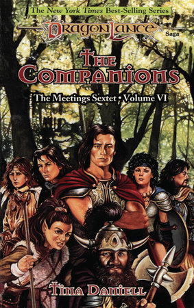 The Companions by Tina Daniel
