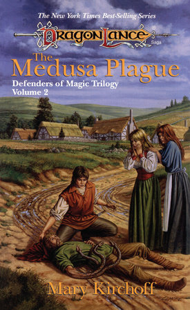 The Medusa Plague by Mary Kirchoff