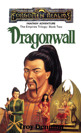 Dragonwall by Troy Denning