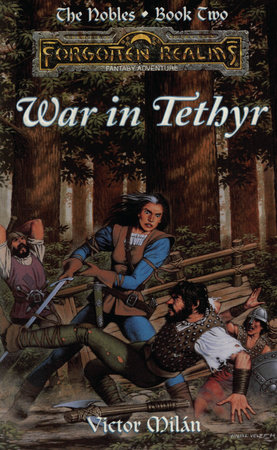 War in Tethyr by Victor Milan
