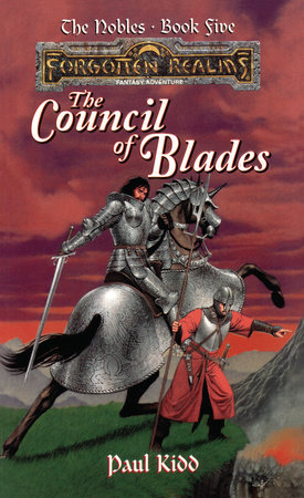 The Council of Blades by Paul Kidd
