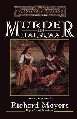 Murder in Halruaa by Richard Meyers