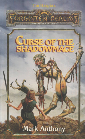 Curse of the Shadowmage by Monte Cook