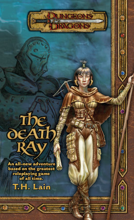 The Death Ray by T. H. Lain