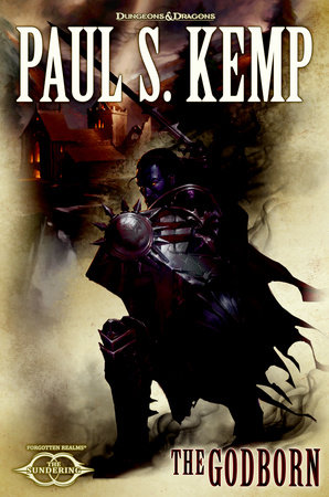 The Godborn by Paul S. Kemp