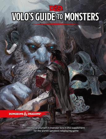 Volo's Guide to Monsters by Wizards RPG Team