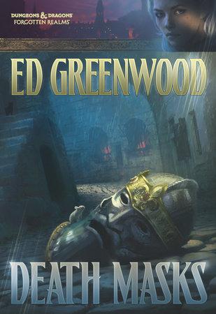 Death Masks by Ed Greenwood