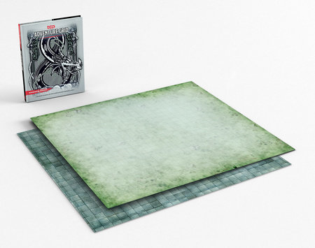 D&D Adventure Grid by Wizards RPG Team