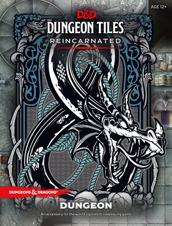 D&D DUNGEON TILES REINCARNATED: DUNGEON by