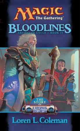Bloodlines by Loren L. Coleman