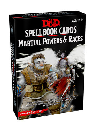 Spellbook Cards: Martial by