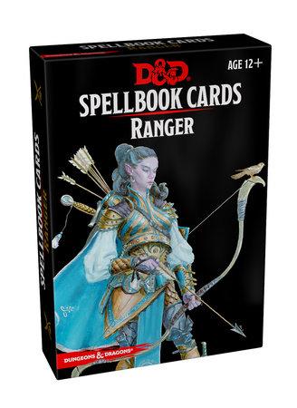 Spellbook Cards: Ranger by