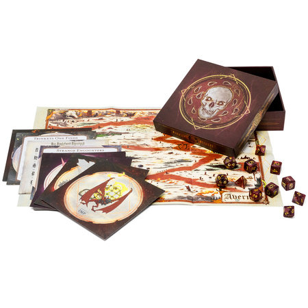 Dungeons & Dragons Baldur's Gate: Descent into Avernus Dice & Miscellany (D&D Accessory) by