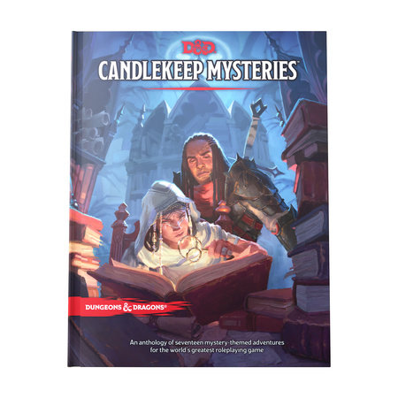 Candlekeep Mysteries (D&D Adventure Book - Dungeons & Dragons) by Wizards RPG Team