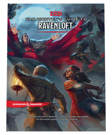 Van Richten's Guide to Ravenloft (Dungeons & Dragons) by Wizards RPG Team