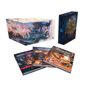 Dungeons & Dragons Rules Expansion Gift Set (D&D Books)-