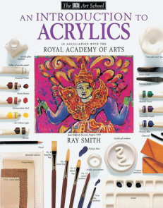 DK Art School: An Introduction to Acrylics