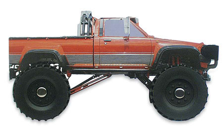 Monster Truck by DK