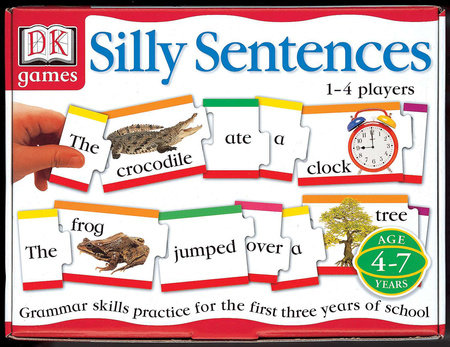 DK Toys & Games: Silly Sentences by DK