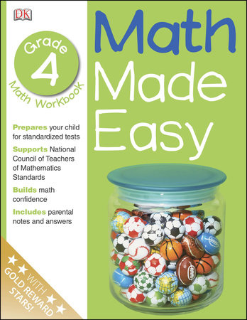 Math Made Easy: Fourth Grade by DK
