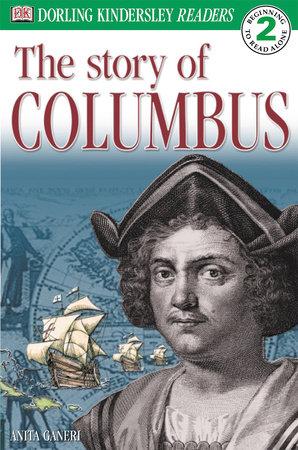 DK Readers L2: Story of Columbus by Anita Ganeri