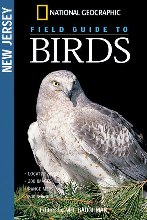 National Geographic Field Guide to Birds: New Jersey by Mel Baughman