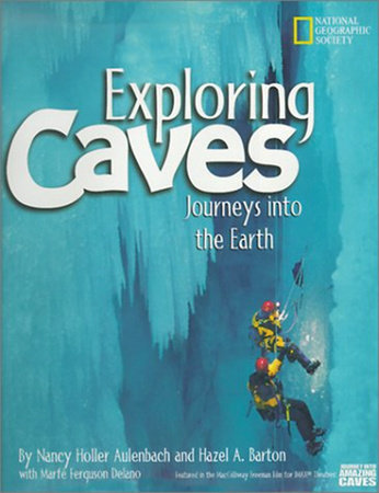 Exploring Caves by Nancy Holler Aulenbach