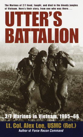 Utter's Battalion by Alex Lee