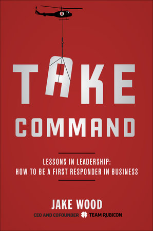 Take Command by Jake Wood