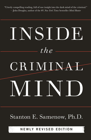 Inside the Criminal Mind (Newly Revised Edition) by Stanton Samenow