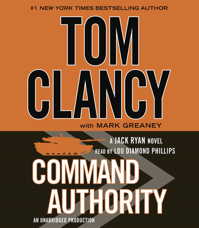 Command Authority by Tom Clancy and Mark Greaney