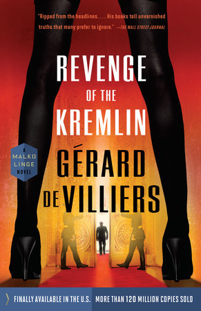 Revenge of the Kremlin by Gérard de Villiers