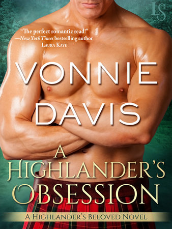 A Highlander's Obsession by Vonnie Davis