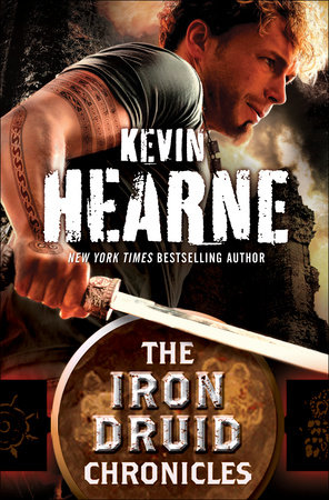 The Iron Druid Chronicles 6-Book Bundle by Kevin Hearne