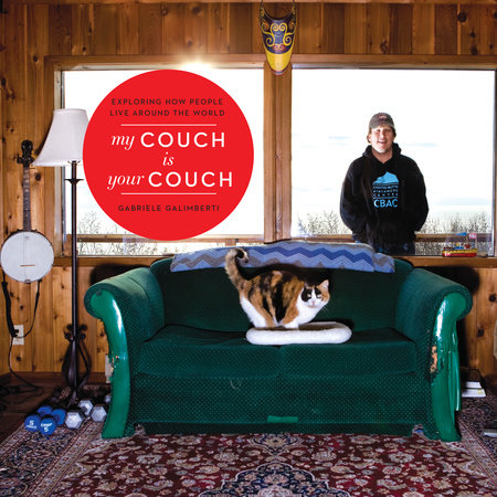 My Couch is Your Couch by Gabriele Galimberti