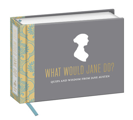 What Would Jane Do? by Potter Gift