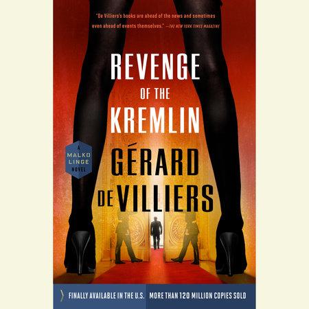Revenge of the Kremlin by Gérard de Villiers